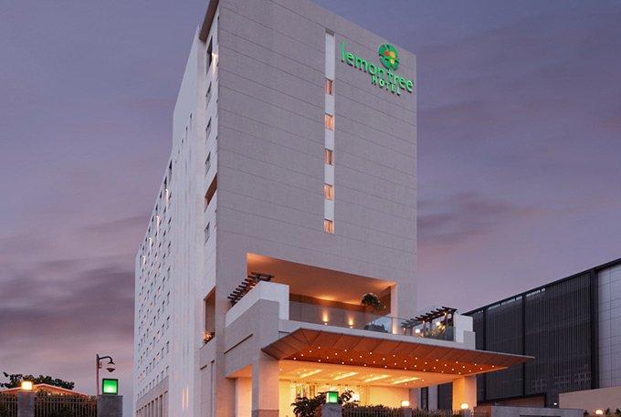 Get in touch with us - Lemon Tree Hotel, Gachibowli, Hyderabad